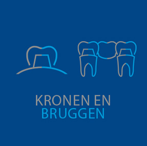 Folder Mondmedicentrum kronen en bruggen