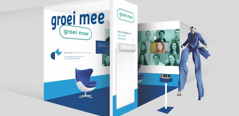 Leer ons kennen op de Dental Expo