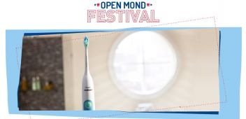 Open Mond Quiz: win een Philips Sonicare